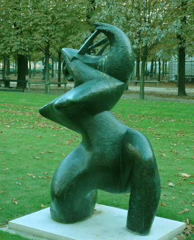 Paris 1er laurens musicienne - Sculpture jardin des tuileries ...