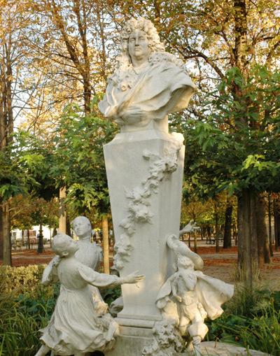 Paris 1er pech charles perrault - Sculpture jardin des tuileries ...